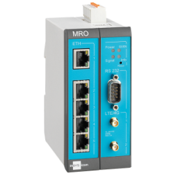 MRO-Serie INSYS Industrie Router