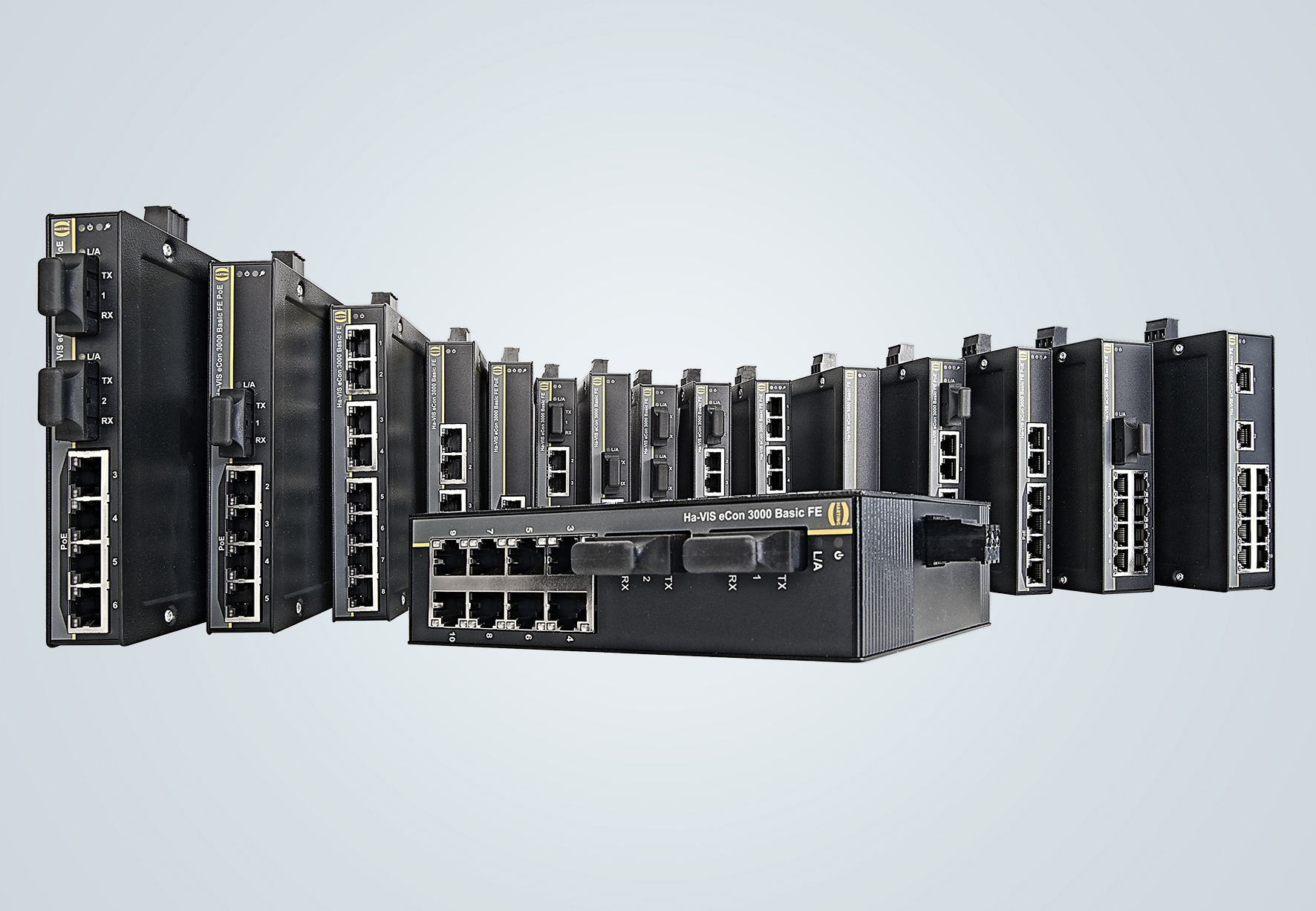 Ethernet Switch eCon 3000 Schneider Electric