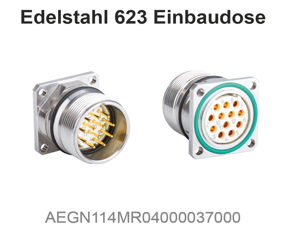 v4A 623 Einbaudose