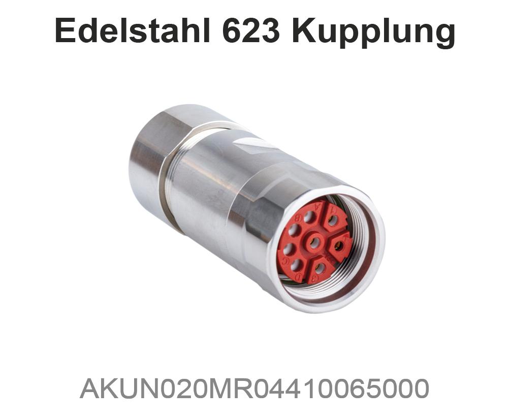 v4a 623 Kupplung