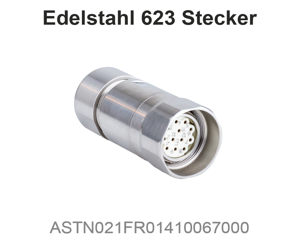 v4a 623 Stecker