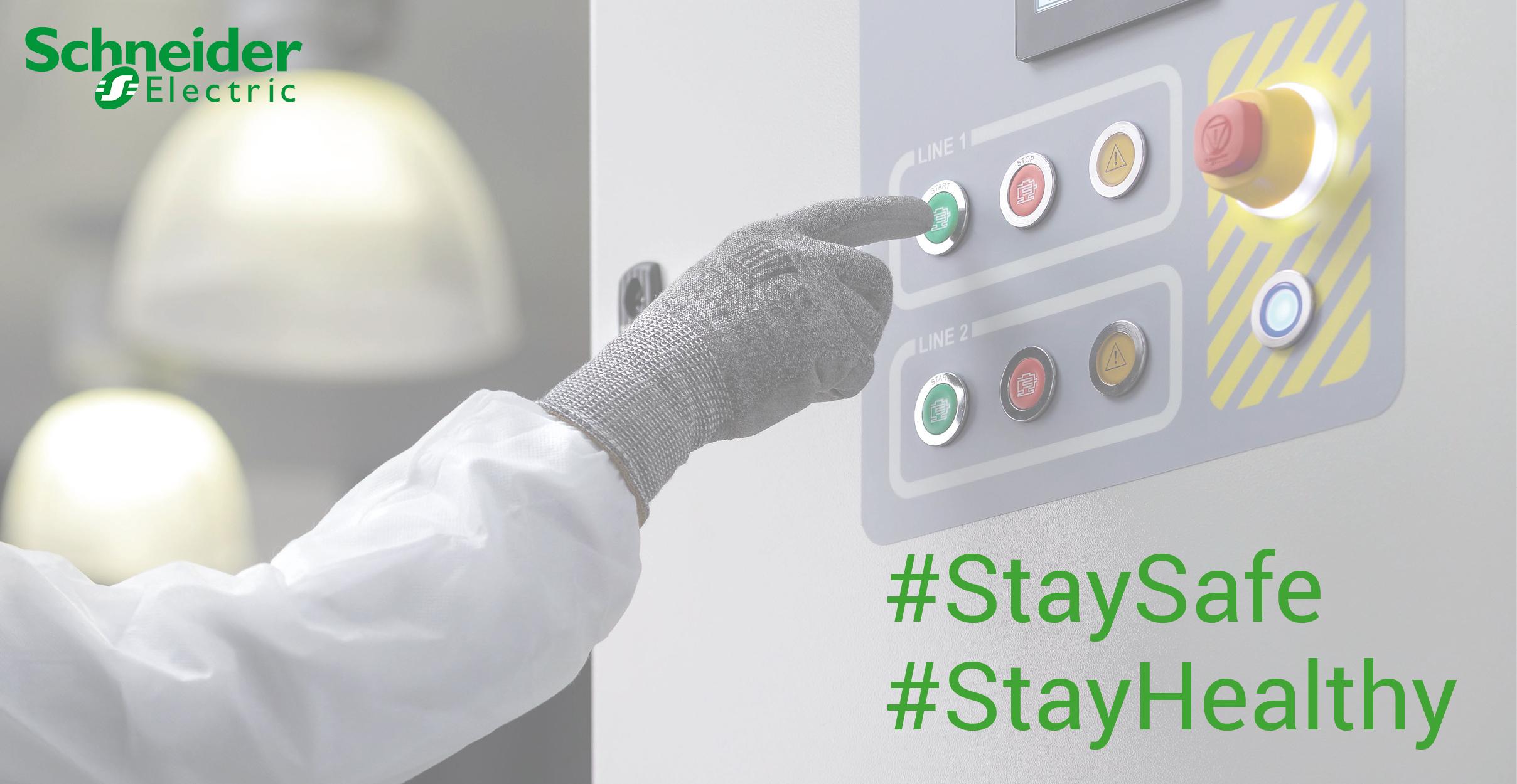 Schneider Electric StaySafe